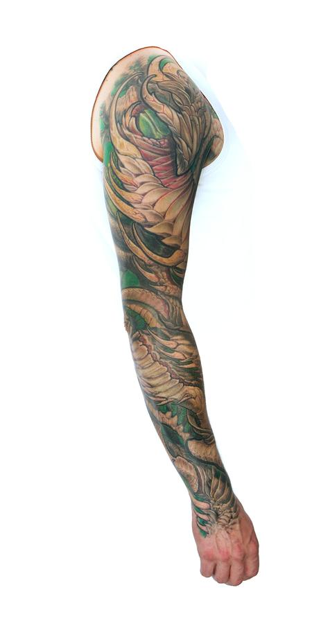 Tattoos - Dragon 3 - 79022