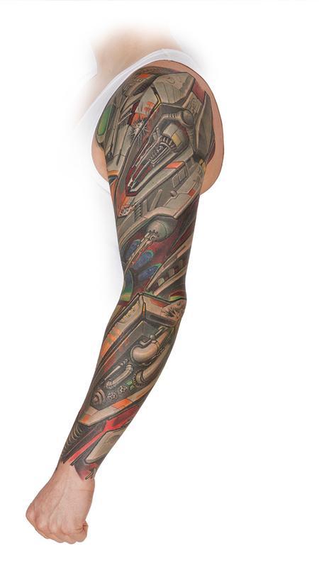 Tattoos - Force - 111547