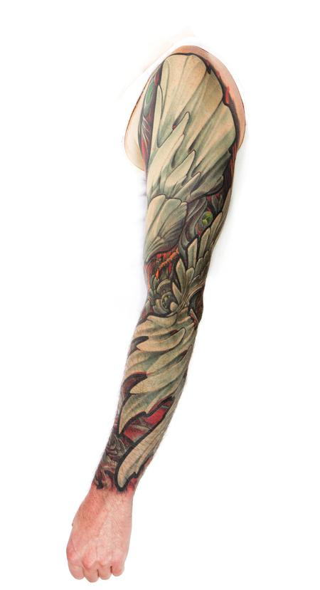 Tattoos - The Wing - 111557