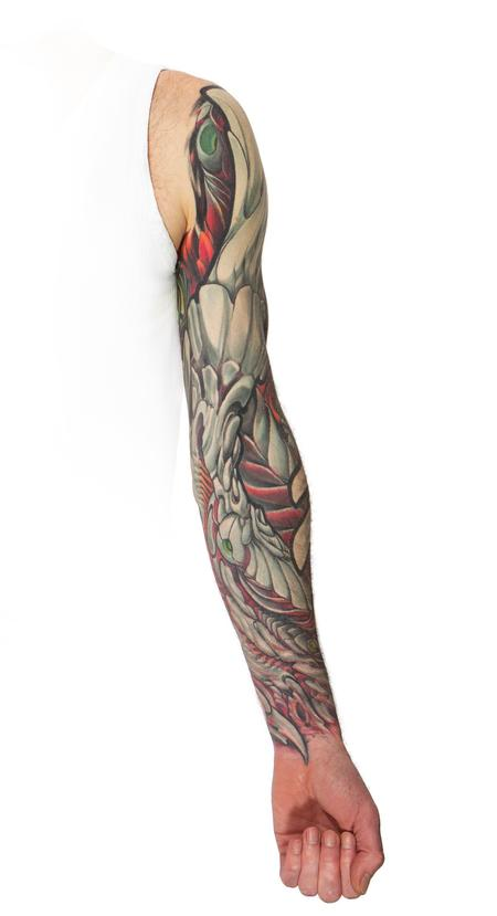 Tattoos - Wing 2 - 79027