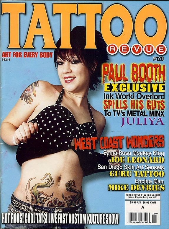 tattoo revue tattoo magazine articles