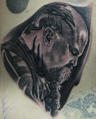 Kerry King by Josh Duffy: TattooNOW