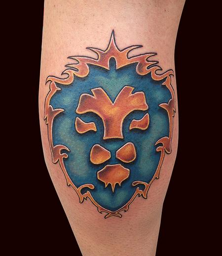 World Of Warcraft Tattoo Tattoo Design