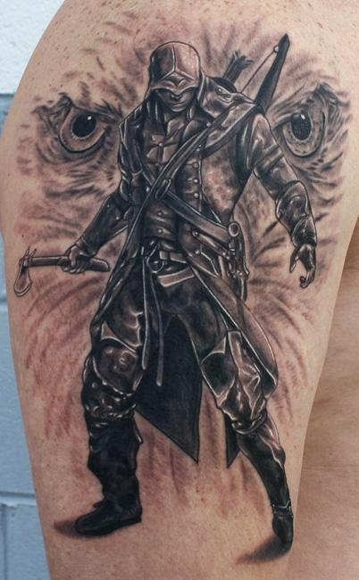 Tattoos - Assassins Creed  - 96326
