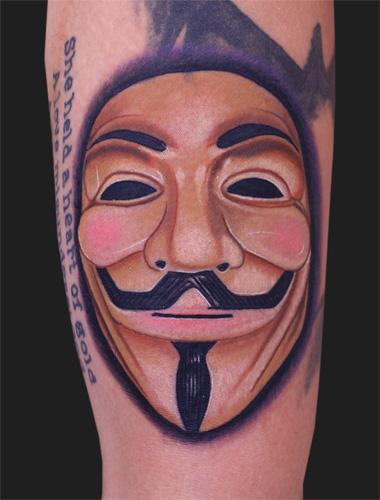 Tattoos - V for Vendetta - 96329