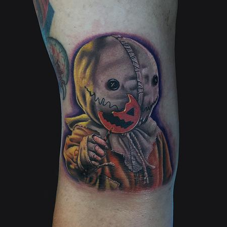 Sam from Trick 'R Treat Design Thumbnail