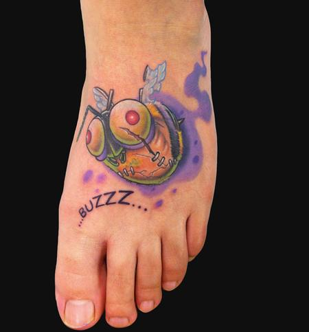 Tattoos - Zombee - 67318