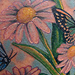 Tattoos - Daisies and Bugs - 47092