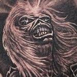 Eddie Iron Maiden Arm Tattoo Tattoo Design Thumbnail