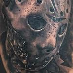 Jason Voorhees friday the 13th tattoo Tattoo Design Thumbnail