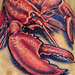 Tattoos - Lobster Tattoo - 47097