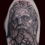 Tattoos - Zues portrait - 105097