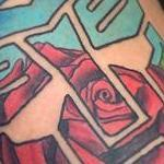 autobot rose tattoo Tattoo Design Thumbnail