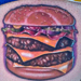 Tattoos - Bacon Double Cheeseburger - 61515