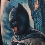 Batman Tattoo Tattoo Design Thumbnail