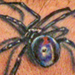 Tattoos - Black Widow  - 60850