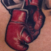 Tattoos - Praying hands & boxing gloves - 60873