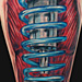 Tattoos - Coilover Skin Rip Tattoo - 76075