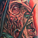 Freddy Krueger Tattoo Tattoo Design Thumbnail