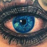 Human eye tattoo Tattoo Design Thumbnail