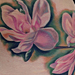 Tattoos - Magnolia Flowers Tattoo - 93837