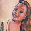 Tattoos - Pin up Tattoo - 57595