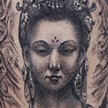Tattoos - Guanyin Tattoo - 93212