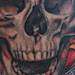 Skull and Guitars Tattoo Tattoo Design Thumbnail