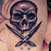 Tattoos - Sullen Badge - 84043