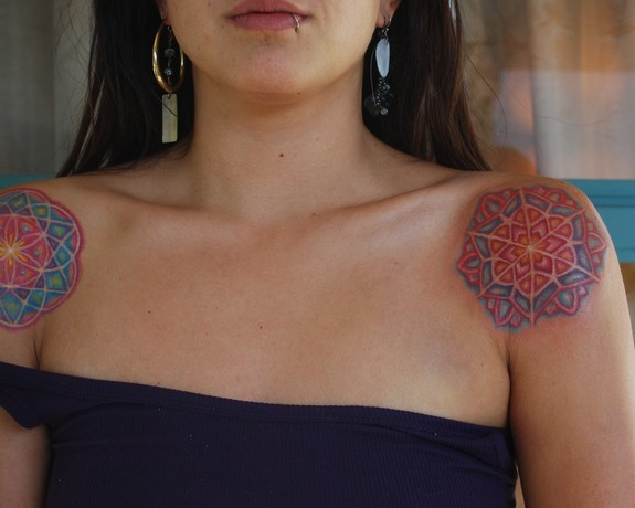 Mallory Johnstone - Mandala Set
