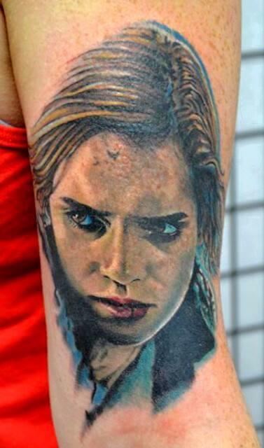 Tattoos - Face - 95140