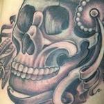 Tattoos - indian skull  - 99804