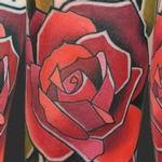 Tattoos - rose - 99551