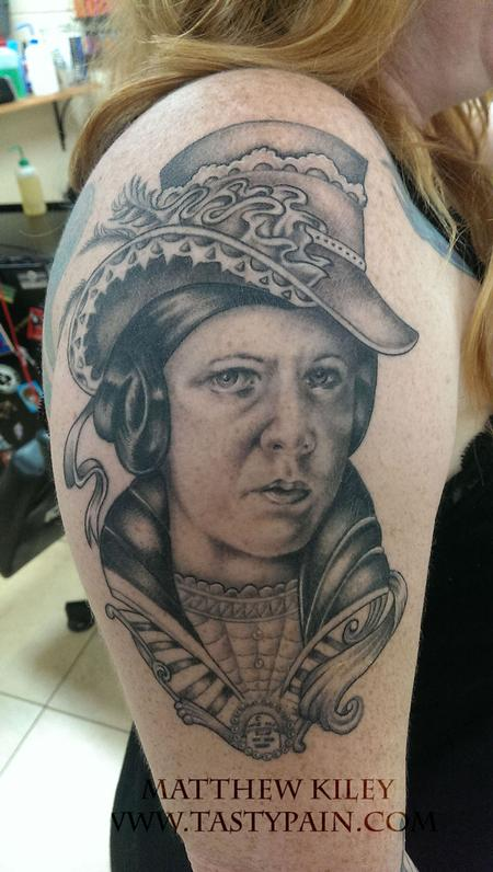 Tattoos - Victorian Leah - 91923