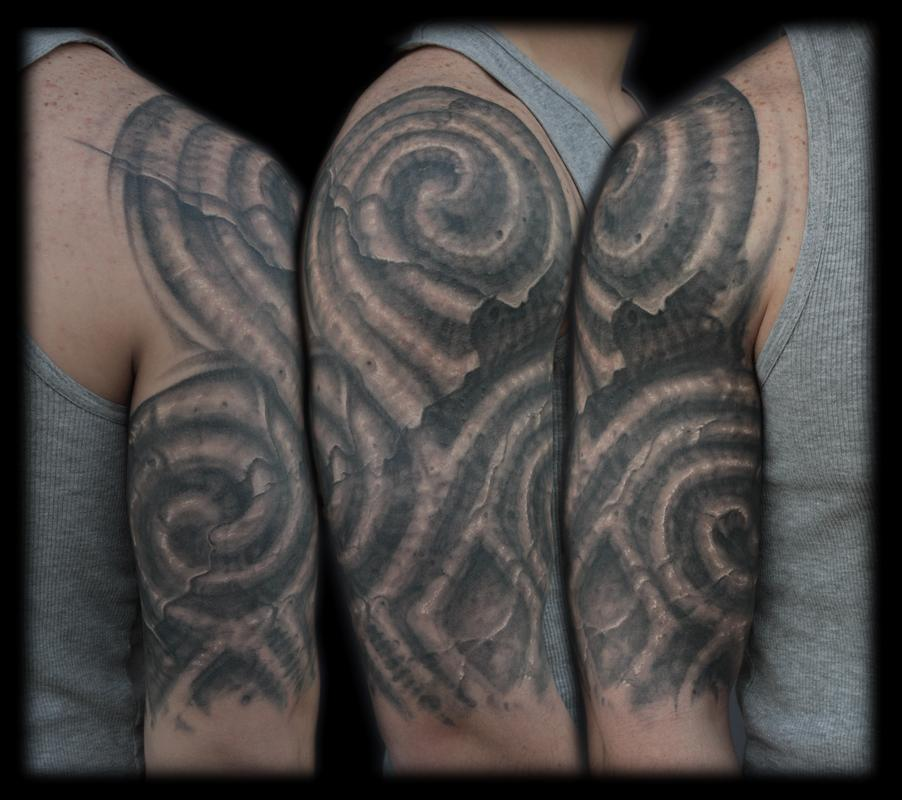 Scottish Tattoo Ideas Half Sleeve: Off The Map Tattoo