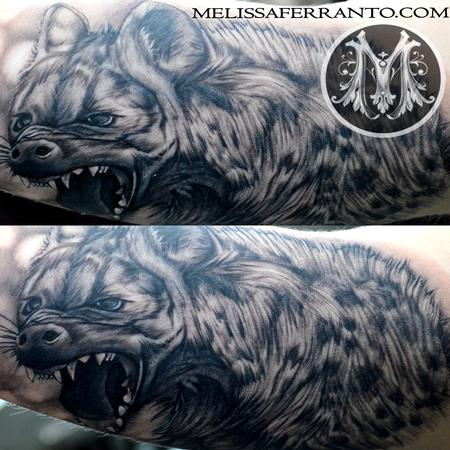 Tattoos - HYENA TATTOO  - 112406