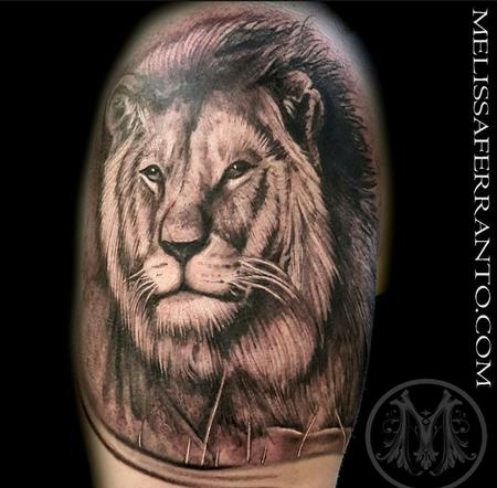 Tattoos - LION - 119280
