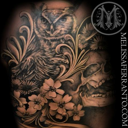 OWL TATTOO Tattoo Design