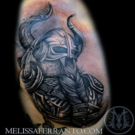 Tattoos - VIKING TATTOO  - 112420