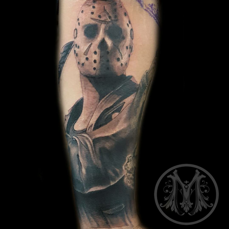 Melissa Ferranto - JASON TATTOO