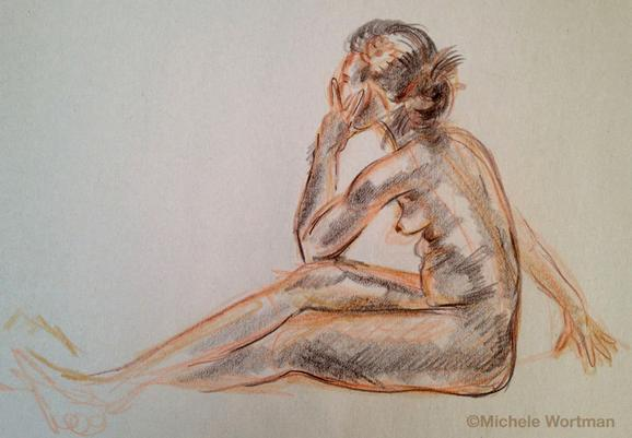 Michele Wortman - Palette&Chisel 2009  15min