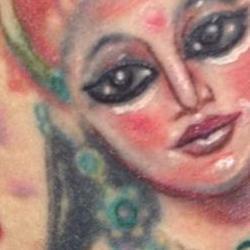 Tattoos - Charity's Goddess Bodyset - 91891