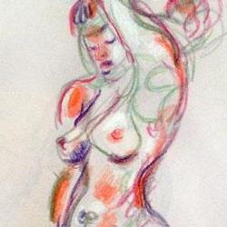 Tattoos - Palette&Chisel 2002 5min sketch - 73371