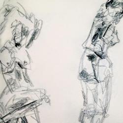 Tattoos - Hyperspacestudios 1998 2min.sketches - 73392
