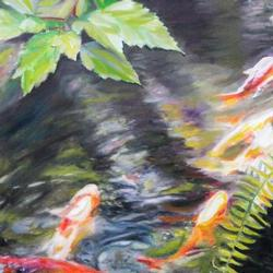 Clothing - Koi pond 2011 - 73459