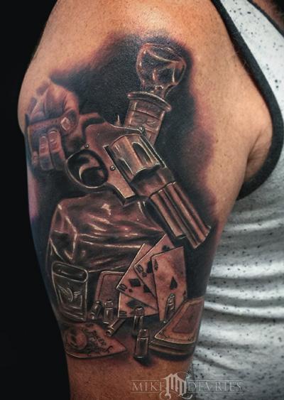Jukebox Tattoo Designs