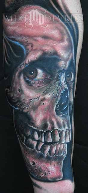 Mike DeVries - evil dead
