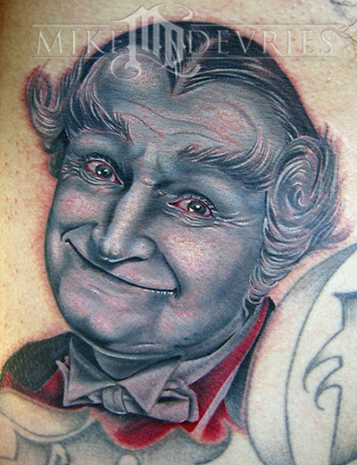 Tattoos - Grandpa Munster - 19346