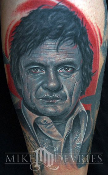 Tattoos - Johnny Cash - 23754