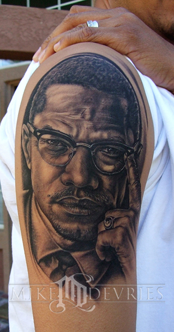 Mike DeVries - Malcolm X